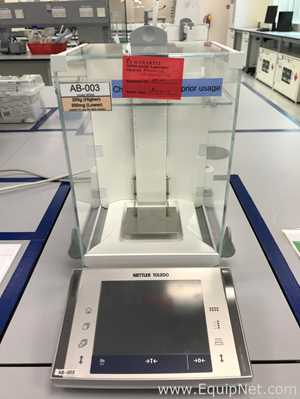 Balança de Laboratório Mettler Toledo XP204
