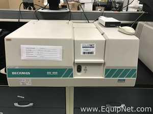 Espectrofotómetro Beckman DU 650