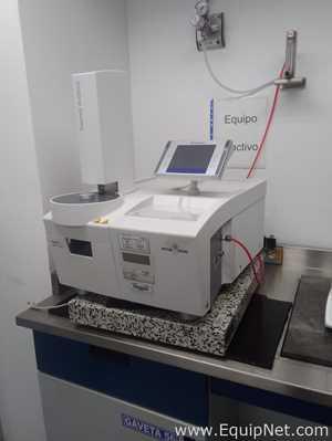 Analizador Termo Gravimetrico Marca Mettler Toledo Modelo TGA DSC 1