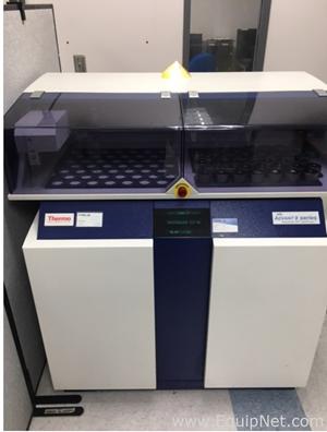 Thermo WDXRF ARL ADVANTX Series X-Ray Diffractometer