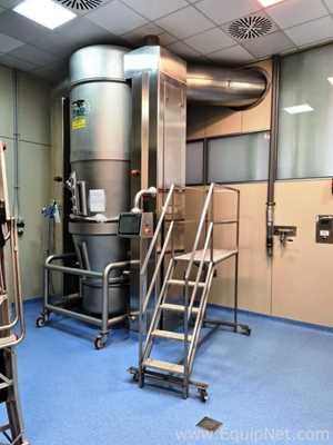 Secador de Leito Fluidizado PAG – IMA 200/TS
