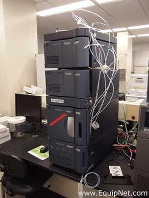 HPLC Agilent Technologies 1200