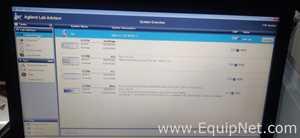 Sistema HPLC Agilent Technologies 1200