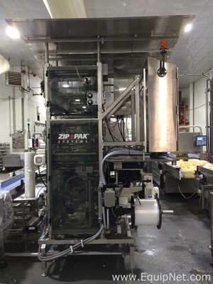 Máquina de Formado, Llenado, Sellado Horizontal Zip Pak Systems
