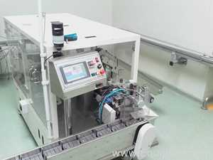Máquina para Ensacamento de Chá Wooshin COMPO-3400-EH-1