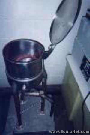 Groen Stainless Steel Kettle