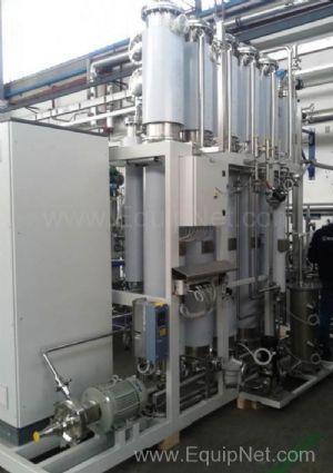 Unused Stilmas WFI Pharmastill MS-1005 Multiple Effect Water Still