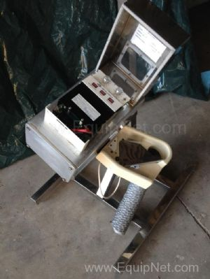 Lock Metalchek 9XS Metal Detector