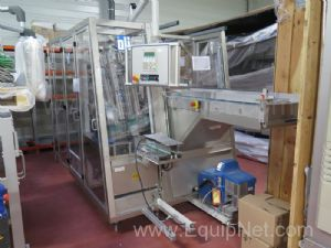 Oli 210 Case Packer with Olimat 1 Case Erector