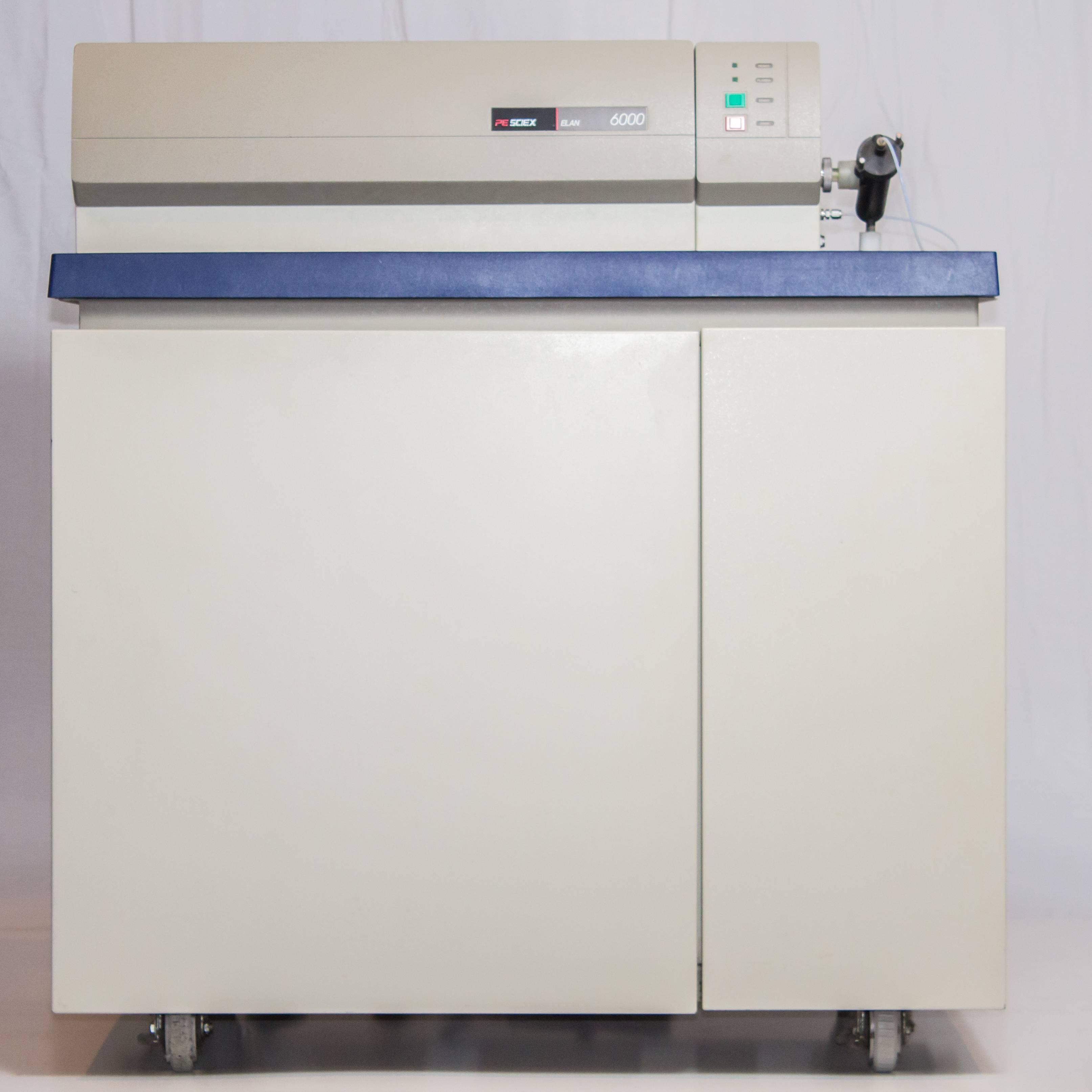 ICP-MS marca Perkin Elmer Elan 6000