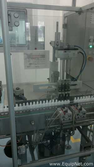Groninger DFV6000 Drops Bottle Filling Line