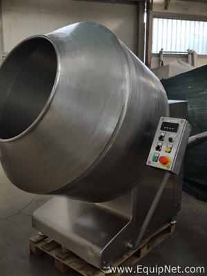 CLEMESSY Mod. TURBINE LA MASTRA - Tablet coating machine