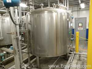 Tank Apache Stainless Equipment Bandbreite 1200 GALS