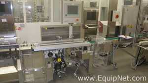 Pago System 202 Bottom Carton Labeler