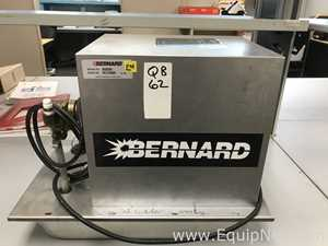 Bernard 3500SS 3 Gallon Stainless Steel Tig Torch Cooler