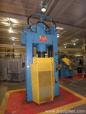 Erie Foundry 200 Ton Hydraulic Press