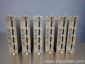 Lot of 6 Tektronix TLA7BB4 136 Channel LA Module with MagniVu Acquisition Logic Analyzer Modules