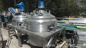GEA Batch Buffer Tank One 1100 L