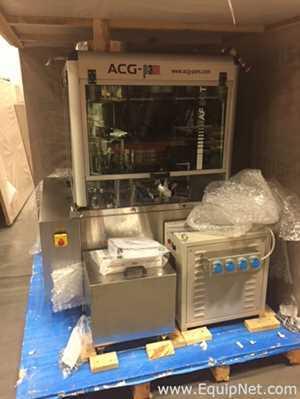Máquina Encapsuladora y Llenadora de Cápsulas Acg Pam AF90