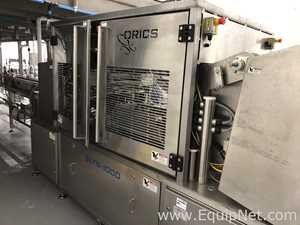 Orics SLTS 1000 Automatic Tray Filler and Sealer