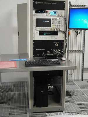 Device Test Rack