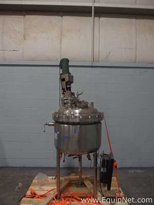 Mueller Company Jacketed Mixing Tank
