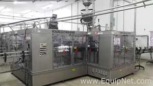 Kombination Monoblock-Befüller-Verschlussmaschine Arbras Maquinas para Engarrafadores Ltda