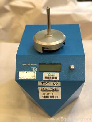 Llenadora de Mesa Sotax TD1