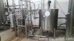 Dantherm S18PKS2 Pasteurizing System