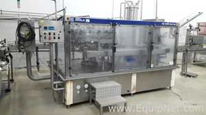 Zegla Carbonated Liquid Filling Line for 269ml and 350ml Can Format