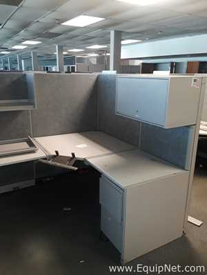 Lot of 36 Work Stations