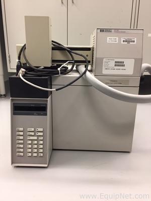 化学分析装置 Hewlett Packard G190B