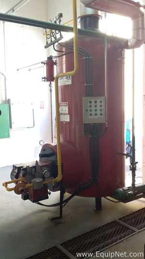 Domel VSVG 621 GLP 621 Kg/h Boiler
