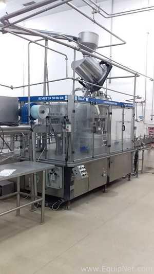 Zegla Liquid Filling Line for 450ml PET Bottles