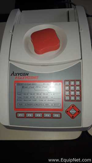 Axygen Therm-1000 Thermocycler