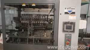 Filtec Automation 12 Head Flowmeter Inline Filler