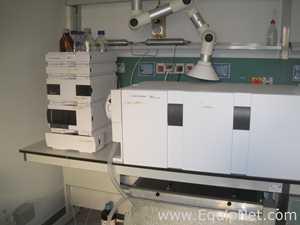 質量分析計 Agilent Technologies 6410B 1200