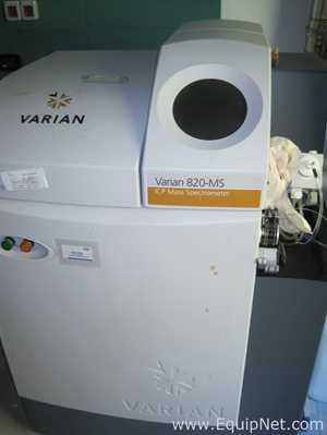 質量分析計 Varian 820-MS ICP