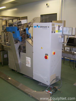 Blisterverpackungsanlage Uhlmann Packaging Systems ups4 c130
