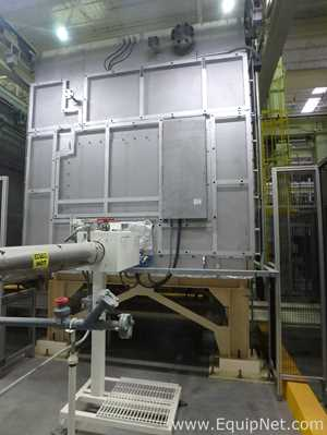 Unused Stainless Steel Cubic Tank For Ion Exchange