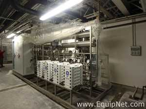 Unused Elettracqua Ultrafiltration Water System with Reverse Osmosis