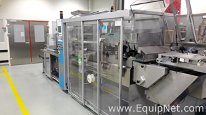 Línea Blisteadora Uhlmann Packaging Systems UPS 1030 MTK, C2205