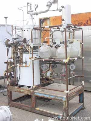 Alfa Laval CT-1B 32524-196 Pilot Thin Film Evaporator