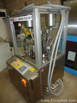 IMA Zanasi ZANPLUS 48F Encapsulation Machine and Capsule Filler