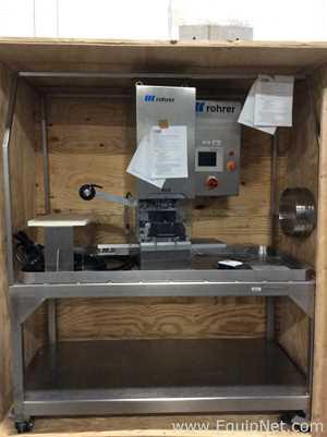 Rohrer AG R550 HPC Semi-automatic Blister Machine - Thermoformer