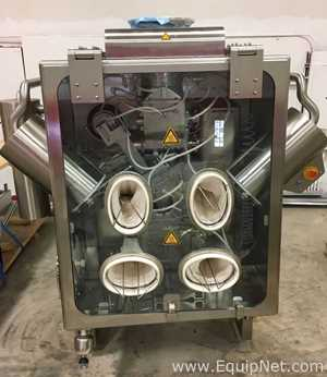 Rodillo Compactador Gerteis Polygran Macro-Pactor 250/100/3