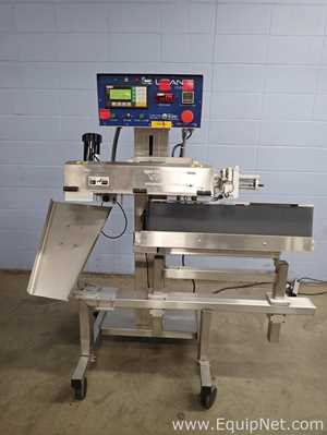 Urania Engineering 3500 P Pouch Induction Sealer