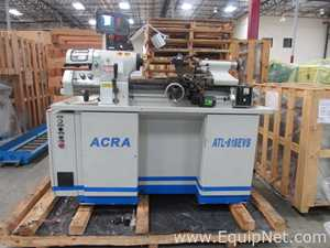 Used 618EVS Acra Precision High Speed High Accuracy Toolroom Lathe with Inverter 3 HP