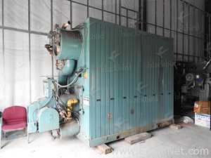 Cleaver Brooks FLX Boiler with Profire Packed Burner System
