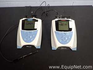 Lot of 2 Thermo Scientific Orion 4 Star pH Meters